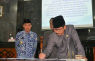 DPRD Kota Madiun Setujui Raperda tentang LPJ Pelaksanaan APBD