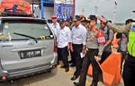 Menteri PUPR, Kapolri dan Menhub Pantau Arus Mudik