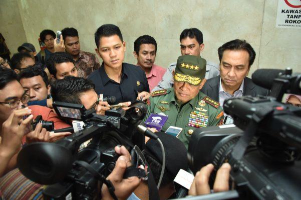TNI Cegah Isis Masuk Indonesia