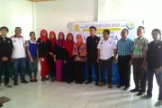 Rektor Unsa Makassar Lantik Pengurus UKM LANHA