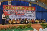 Presiden Jokowi Janjikan Bangun Rusun 3 Lantai di Ciamis