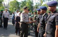 Pengamanan Ramadhan, Kapolrestabes Surabaya Gelar Apel