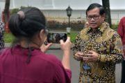 Seskab: Presiden Jokowi Tekankan Penanganan Mudik Harus Lebih baik