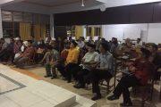 Buka Puasa Bersama Civitas Akademik Universitas Pejuang R.I Makassar