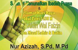 Nur Azizah, S.Pd, M.Pd, Satuan Dindik Provinsi Jatim Berikan Ucapan