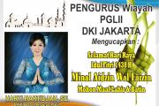 Pengurus Wiayah PGLII DKI Jakarta Sampaikan Ucapan Idul Fitri 1438 H