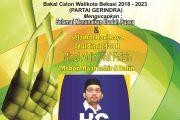 Heikal Safar Sampaikan Ucapan Idul Fitri 1438 H