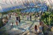 Canopy Park Jewel Changi Airport Akan Dibuka Untuk Publik