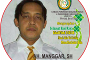 Direktur LPKP-TA Ucapkan Selamat Idul Fitri 1438 H