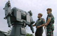 Wadan Pussenarhanud Cek Kesiapan Lapangan Tembak Senjata Berat Arhanud