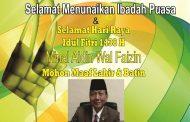 Pengadilan Negeri Palembang Berikan Ucapan