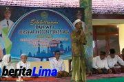 Safari Ramadhan Bupati Pamekasan, didua Kecamatan Kadur & Larangan