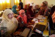 Peningkatan Kualitas Guru : SMP 2 Dan 3 Simpang Mamplam Laksanakan Diklat K-13