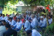 Protes Sistem Kontrak Kerja, Seluruh Awak Mobil tangki (AMT) Mogok Massal
