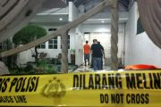 Diduga Korban Pembunuhan Setelah Temukan Puluhan Tusukan Sajam