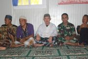 Kontingen Garuda Gelar Lomba Adzan dan Dakwah di Masjid At-Tauhid Sudan