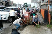 Jumat Bersih Agenda Dinas Kebersihan Torut