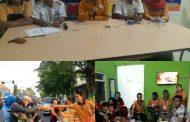Ketua Pengurus DPC Hanura Jombang Bagikan Takjil dan Bukber