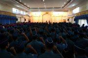 Komandan Lanal Semarang, Tekankan Faktor Keselamatan, Keamanan Mudik