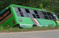 Bus Valenty Terjun Bebas ke Jurang