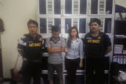 Empat Bulan Jual Sabu, Mama muda Ditangkap Polisi