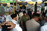 Koramil 0817/11 dan Muspika Duduksampeyan Sambut Sambut Forkopimda Safari Ramadhan
