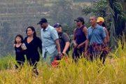 Obama Lanjutkan Liburan Ke Yogyakarta