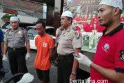 Usai Sholat Magrib Syaiful Anam dibekuk Polisi