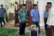 Tim Safari Ramadhan Pemkab Bireuen, Kunjungi Mesjid Kecamatan