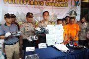Sindikat Penadah Motor Bodong Dibekuk, Setelah Jual 390 Unit Ke NTB