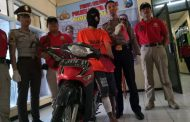 Pulang Hendak Berlebaran, DPO Curanmor Ditangkap