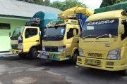 Kodim Berau  Berhasil Amankan Tiga Truck Muat Pakaian Bekas