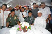 Panglima TNI Kunjungi Maluku Utara