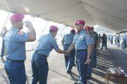 Wadan Lantamal V Berhalal Bihalal Bersama Komandan Korps Marinir