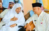 Syekh Khalid Al Hamudi: Warga Padang Beruntung Memiliki Mahyeldi