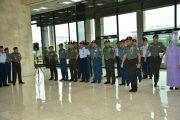 Panglima TNI :  TNI Dukung Program Pembangunan Infrastruktur Pemerintah
