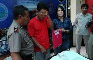 Keburu Tertangkap, Pemuda Surabaya Ini Urung Nyabu