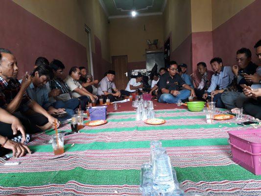 Temu Kangen, Padukan Visi Misi Lsm dan Media Di Banyuwangi