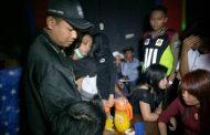 Grebek Dua Dikotik Di Surabaya, Pembawa Koplo Dan Pemabuk Diamankan