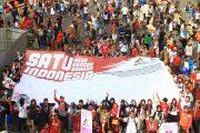Aksi Satu Indonesia Kumpulkan 1000 Tanda Tangan