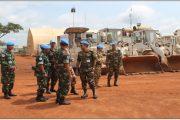 Komandan Brigade Ituri Apresiasi Kinerja Prajurit Satgas Kizi TNI di Kongo