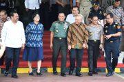 Panglima TNI : Impor Beresiko Tinggi Berdampak Bagi Ekonomi dan Penerimaan Negara