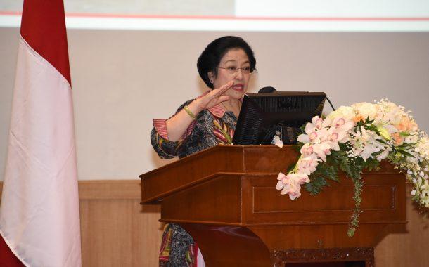Megawati Soekarno Putri : TNI Mengabdi Pada Tujuan Nasional Indonesia