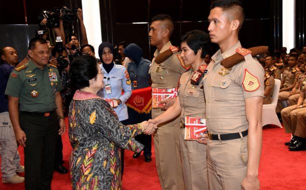 Panglima TNI : Untuk Pancasila Apapun Akan Dilakukan