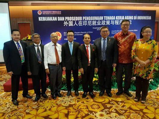 Seminar Kebijakan dan Prosedur Penggunaan Tenaga Asing di Indonesia