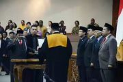 Jimmy Ijie Sah Jadi Anggota DPR RI Periode 2014-2019