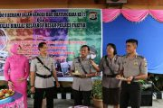 Sambut HUT Bhayangkara ke 71 Polres Fakfak Gelar Doa Bersama