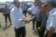 Kunjungi Pelabuhan Muara Angke, Budi Karya Sidak Kapal Penumpang