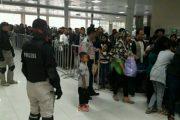 2.352 Orang Dari Batam Tiba Dipelabuhan Tanjung Priok