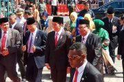 Hadiri KTT G20 Jerman, Presiden Joko Widodo Transit di Aceh